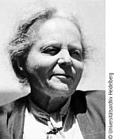 Marie Baum