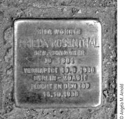 Frieda Rosenthal