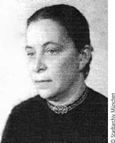 Alice Bendix